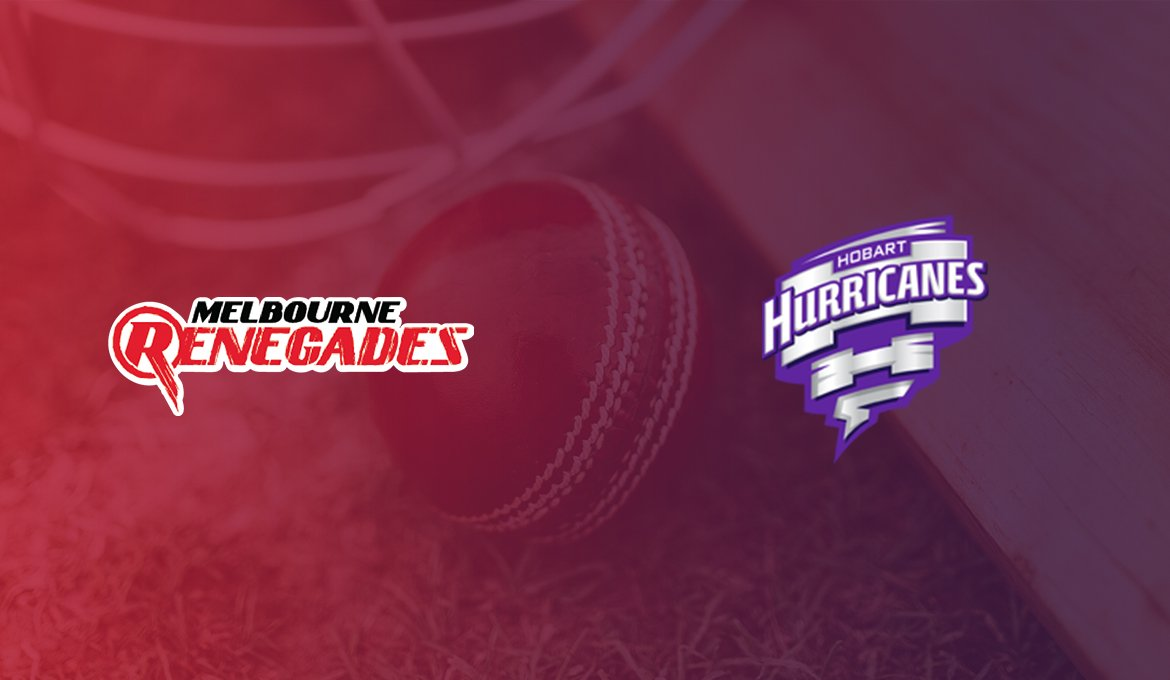 Hobart hurricanes vs melbourne renegades betting tips us masters 2021 betting sites