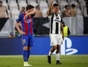 Barcelona's Clash with Juventus Should Get the Champions League Off to a Entertaining Start