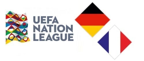 UEFA Nations League Germany vs France