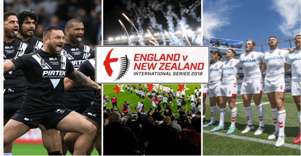 England vs New Zealand - Betting
