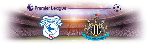 Premier League Cardiff vs Newcastle