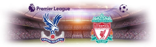 Premier League Crystal Palace vs Liverpool