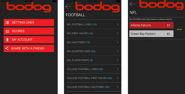 bodog sports betting app