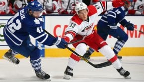 Carolina Hurricanes vs. Toronto Maple Leafs
