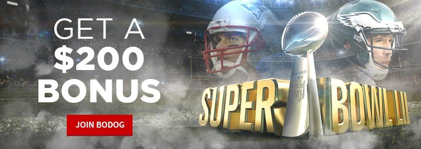 bet with bodog on the super bowl 2018