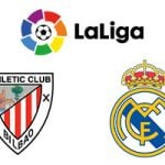 LaLiga Ath Bilbao vs Real Madrid