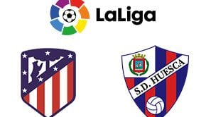 La Liga Atletico Madrid vs Huesca