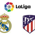 LaLiga Real Madrid vs Atletico Madrid