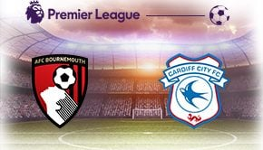 Premier League Bournemouth vs Cardiff