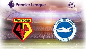 Premier League Watford vs Brighton
