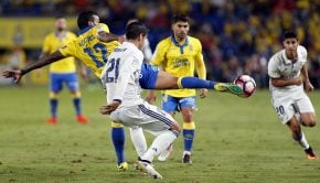 real madrid vs. las palmas