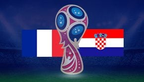 WC France vs Croatia
