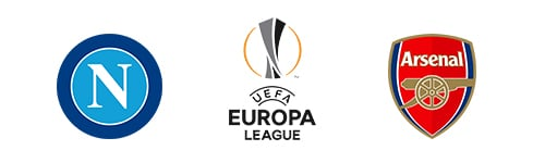 Europa League Quarter Final Napoli vs Arsenal