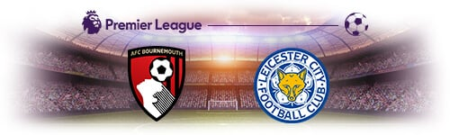Premier League Bournemouth vs Leicester