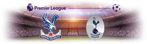 Premier League Crystal Palace vs Tottenham