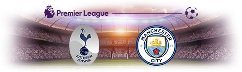 Premier League Tottenham vs Man City