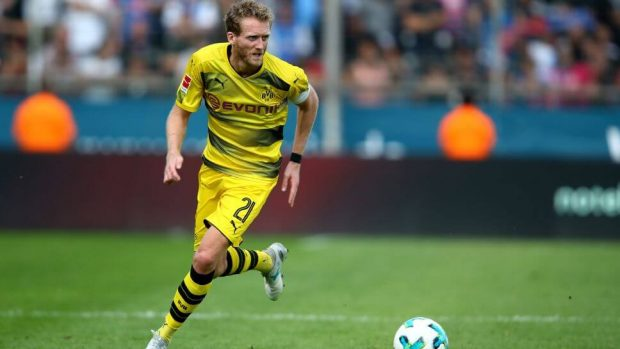 Andre Schürrle's