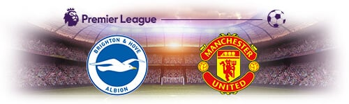 Premier League Brighton vs Man Utd