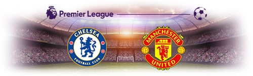 Premier League Chelsea vs Man Utd