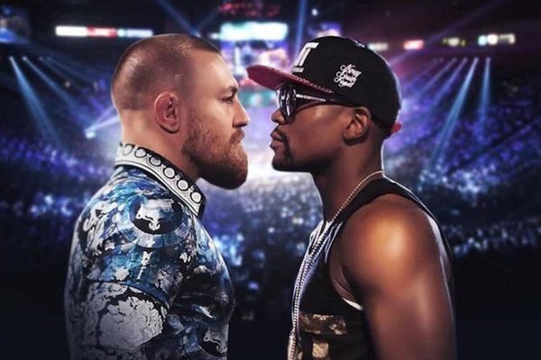 mcgregor vs mayweather