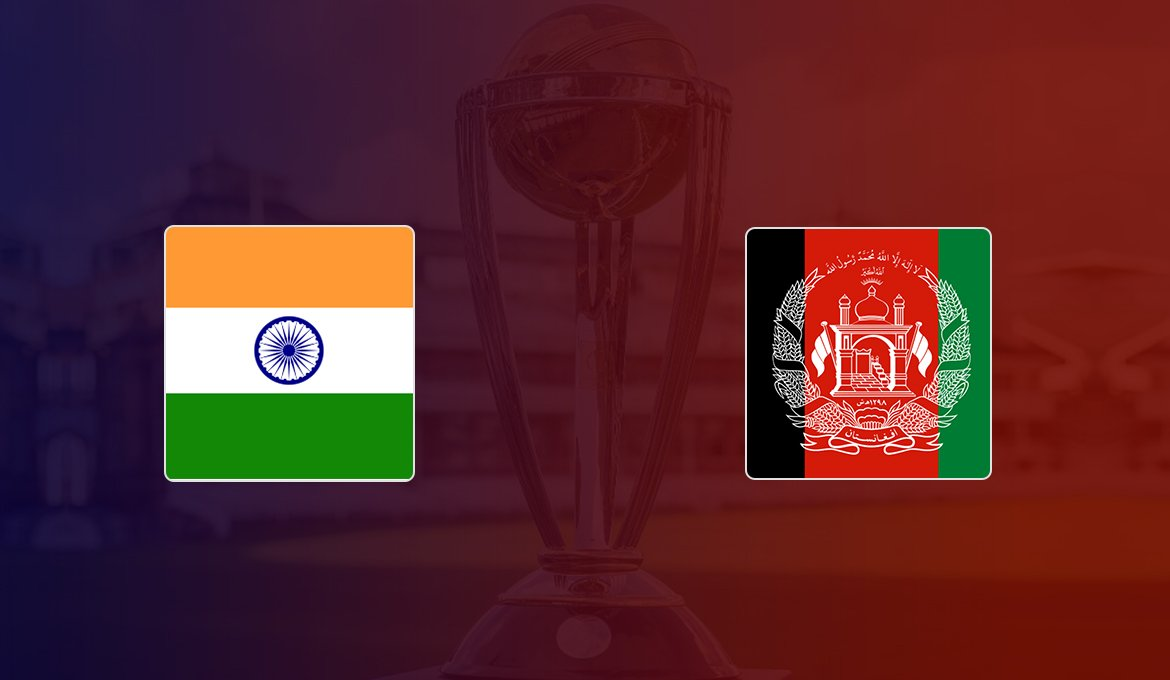 IND vs AFG Prediction & Betting Tips ICC World Cup 2019
