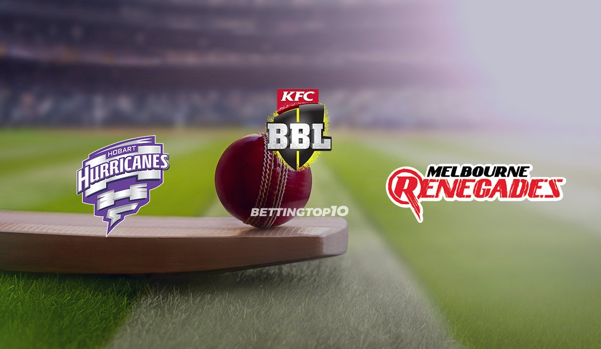 Hobart hurricanes vs melbourne renegades betting tips bitcoins documentary photography