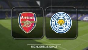 Arsenal contro Leicester City