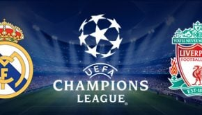Champions League Real Madrid vs Liverpool