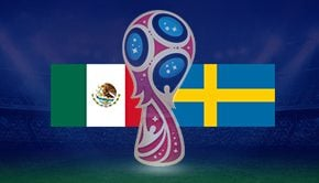 World Cup Mexico vs Sweden