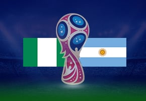 World Cup Nigeria vs Argentina