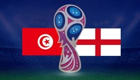 WC TUNISIA ENGLAND