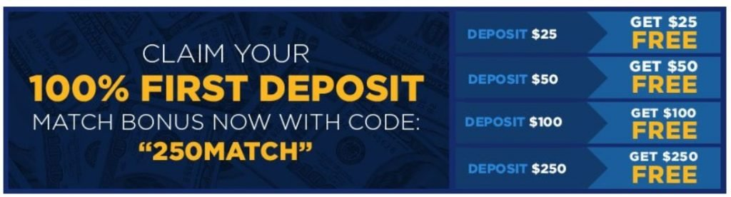 Claim Your $250 Bonus Now