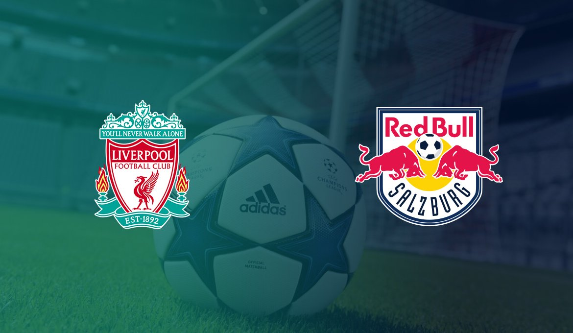 Liverpool Vs Red Bull Salzburg Betting Tips Odds Predictions