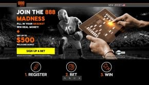 Join the 888 madness