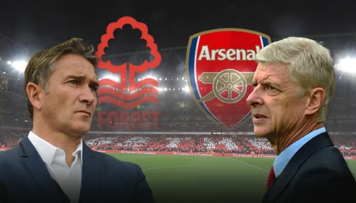 Nhận định Nottingham Forest vs Arsenal