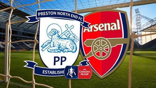 Nhận định Preston vs Arsenal