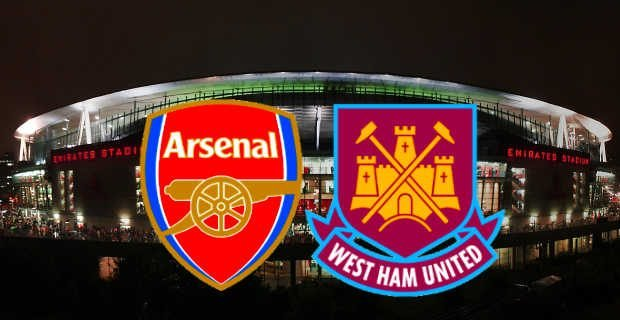 Arsenal vs West Ham