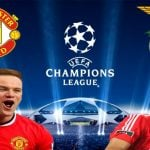 Benfica vs Manchester United