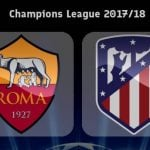 Atletico Madrid vs Roma