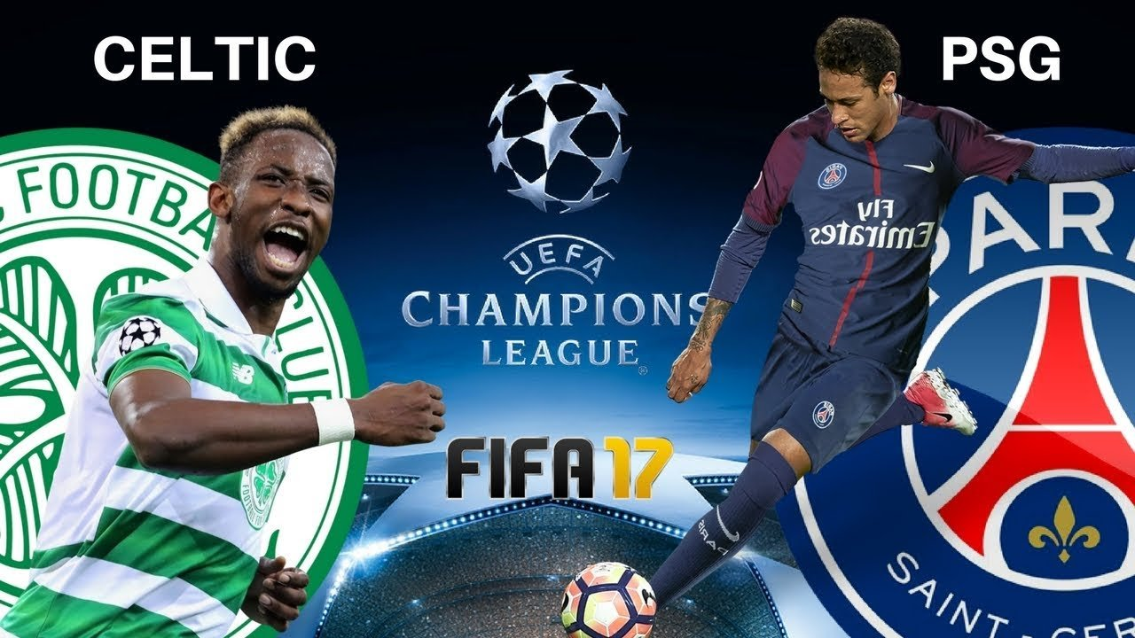 Paris SG vs Celtic