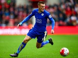 5Sep Jamie Vardy says decision to reject Arsenal for C