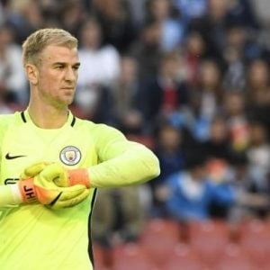 Joe Hart Beri Sinyal Hengkang Dari Man City