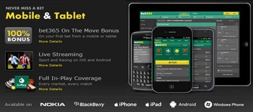 Bet 365 Mobile ie