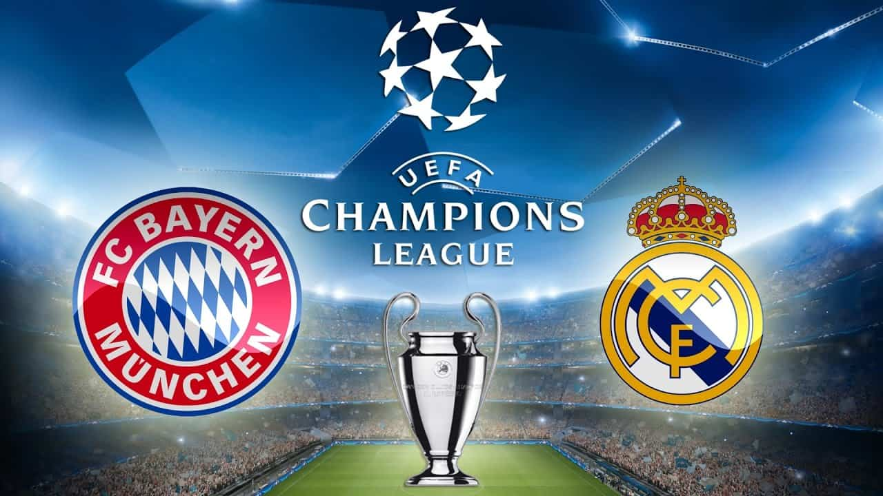 Prediksi Liga Champion : Bayern Munich vs Real Madrid