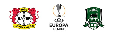 Europa League Bayer vs FC Krasnador