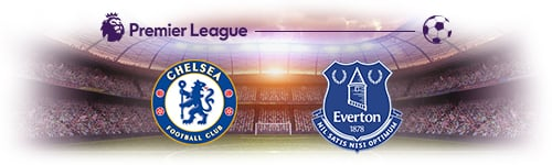 Premier League Chelsea vs Everton