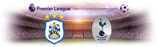 Premier League Huddersfield vs Tottenham