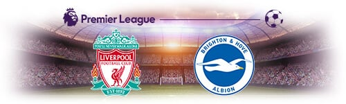 Premier League Liverpool vs Brighton