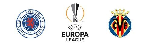 UEFA Europa League Rangers vs Villarreal